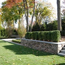 Retaining Walls & Waterfalls