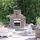 Fire Pits, Fire Places, & Pizza Ovens